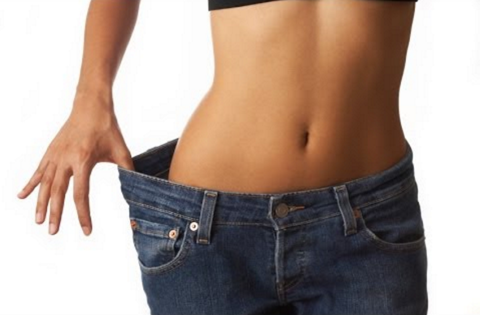 weight loss and the law of attraction